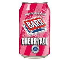 Barrs Cherryade 6 pack 96p @ ASDA