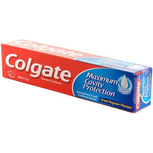 Poundworld: Colgate Regular Flavour Toothpaste (3 x 100ml): £2.00