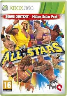 WWE All Stars Million Dollar Pack (Xbox 360) (PS3) (Wii) (PSP) -  £17.85 Delivered @ Zavvi