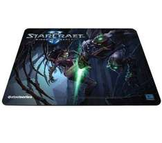 SteelSeries QcK Gaming Surface Mousepad - StarCraft II Wings Of Liberty Kerrigan vs Zeratul Limited Edition (PC) - £10.53 Delivered @ Amazon