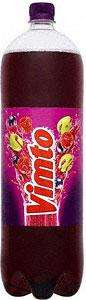 Vimto & Diet Sparkling Fruit Juice 2L bottles £1 & Tizer 2 bottles for £1.50 at Asda