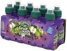 Robinsons Fruit Shoots  - 8 x 200ml bottle £2 at Asda