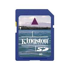 Kingston 2GB SD Card - £3.79 (with code) @ My Memory