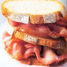900g back bacon £3.00 @ Netto from Monday 2nd May
