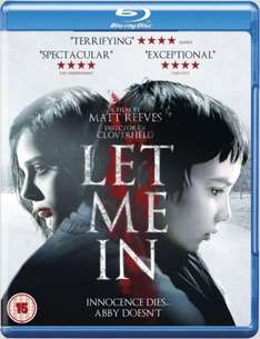 Let Me In (Blu-ray) £7.95 @ Zavvi