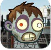 Zombie Smash for iPhone/Touch etc - 59p @ itunes (This Weekend Only)