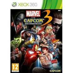 Marvel Vs Capcom 3 (Xbox 360) - £21.98 @ Amazon