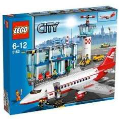 Lego City 3182: City Airport - £48.95 @ Amazon