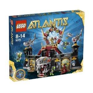 Lego Atlantis 8078 Portal of Atlantis - £44.27 @ Amazon