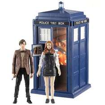 Dr Who Tardis & 2 Figure Playset - £14.99 @ Toys R Us