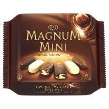 Magnum Classic Mini Snack Size (6 Pack) now half price £1.69 @ Tesco