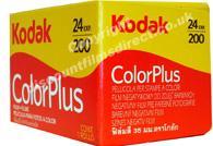 Kodak ColorPlus 35mm Film 24exp 200iso - £1 @ Poundland (Manchester Arndale)