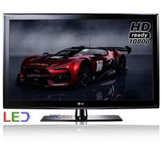 "LG 42LE4500 - 42"" LED TV 1080p Full HD Freeview - £379 @ PRC Direct (Delivered or Collect)"