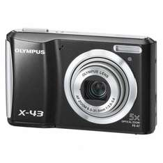 Olympus X-43, 14.5 Mega Pixel Camera - £59.99 Delivered @ Maplins