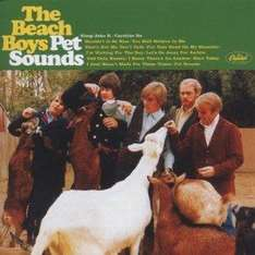 The Beach Boys - Pet Sounds (40th Anniversary Set) Contains both Mono & Stereo digital remasters and a bonus DVD - £5.45 delivered @ Zavvi