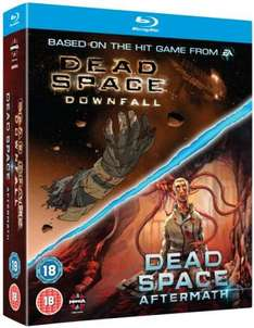 Dead Space: Downfall / Dead Space: Aftermath Box Set (Blu-ray) - £9.85 @ Zavvi