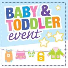 Baby and Toddler Event @ Poundland