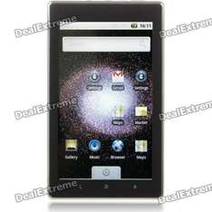 """7"""" Touch Screen TFT LCD Google Android 2.1 Tablet PC w/ Wi-Fi/USB Host/HDMI/SD Slot (4GB/1080P)  - Only £89.60 @ Deal Extreme"""