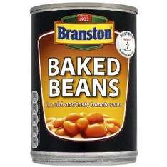 24 cans of branston beans for £7.68 @ amazon ... Free delivery too!