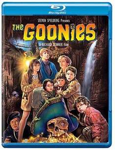 The Goonies (Region Free) (Blu-ray) - £7.25 Delivered @ HMV & Amazon