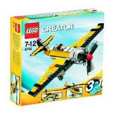 LEGO Creator: Propeller Power - now £12.49 delivered @ Play.com