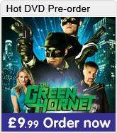 The Green Hornet (DVD) - £9.99 @ Play