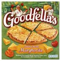 Goodfellas Deep Pan Margherita Pizza - £2.00 for 3 at Netto