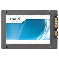 "64GB Crucial RealSSD M4, 2.5"" SATA 6Gb/s SSD, MLC-Flash, Read 415MB/s, Write 95MB/s - £83.99 @ Scan"
