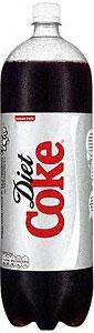 Coke, Diet Coke, Pepsi (various varieties), Tango Orange and 7-UP 2l bottles - 79p each @ Home Bargains