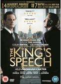 The Kings Speech (DVD) (Pre-order) - £7.99 @ Sainsburys Entertainment
