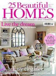Free Issue of 25 Beautiful Homes (Local Rate Call Needed)