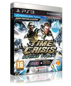 Time Crisis Razing Storm (Move Compatible) (PS3) - £17.85 @ Shopto
