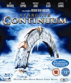 Stargate Continuum (Blu-ray) - £4.99 @ Gamestation