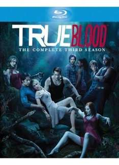 True Blood: Season 3 (Blu-ray) - £26.99 Delivered @ Sainsburys Entertainment