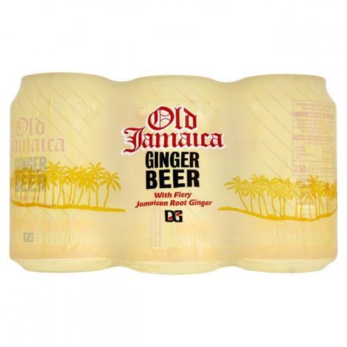 Old Jamaica Ginger beer 6x330ml 2 for £3 @ Morrisons