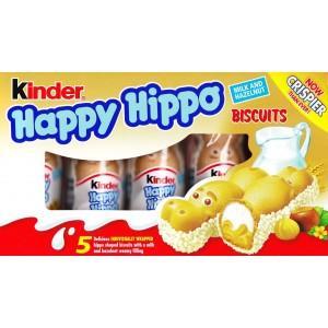 Kinder Happy Hippo 5 pack 69p @ Morrisons