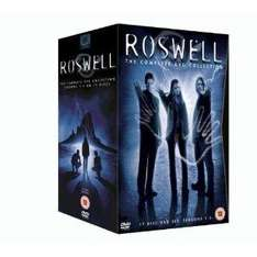 Roswell: Season 1-3 (DVD) - Only £32.99 @ Amazon