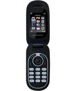 Virgin Alcatel OT363 Mobile Phone - Black and Silver - £5.99 @ eBay Argos Outlet