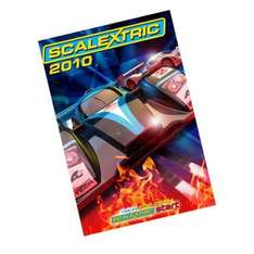 Scalextric 2010 Catalogue - 50p @ Model Zone (Instore)