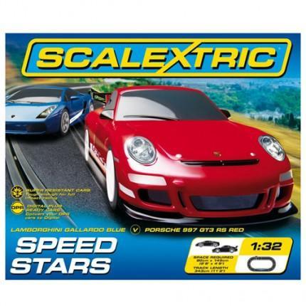 Scalextric Speed Stars Set - £39.99 + £2.99 Postage @ Model Zone