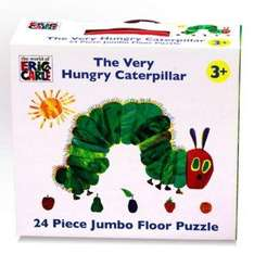 Very Hungry Caterpillar Giant Floor Puzzle - £1.79 Delivered Free To Stores @ Sainsburys