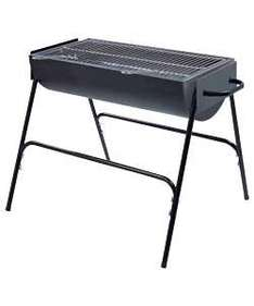 Argos - Half Oil Drum BBQ £29.99