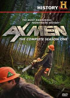 AXMEN - The Complete Season One (DVD) (3 Disc) - £2.99 @ The Works (Online & Instore)