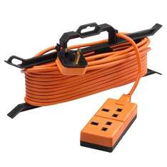Tesco 2 Way 13m Garden Extension Lead (in store only) -  £7.56 @ Tesco
