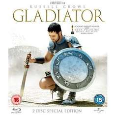 Gladiator (Blu-ray) - £7.71 (using £3 off code for new customers) @ Price Minister Sold by Base