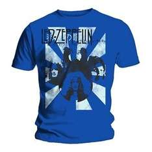 Led Zeppelin Men's  Rays Blue - T-Shirt - £5 @ Play