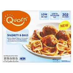 Quorn Ready Meals £1.50 each instore @ Asda normally £2.59
