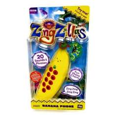 Zingzillas Banana Phone - Only £1.99 @ Home Bargains