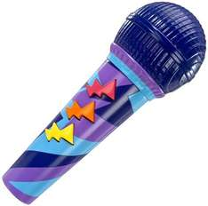 Zingzillas Sing Along Microphone - £2.99 @ Home Bargains