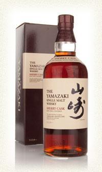 Yamazaki Sherry Cask Whisky - Limited Edition Gold Medal Winner only £63.90 delivered at DrinkFinder.co.uk